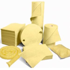 Kemični absorbenti in dodatna oprema